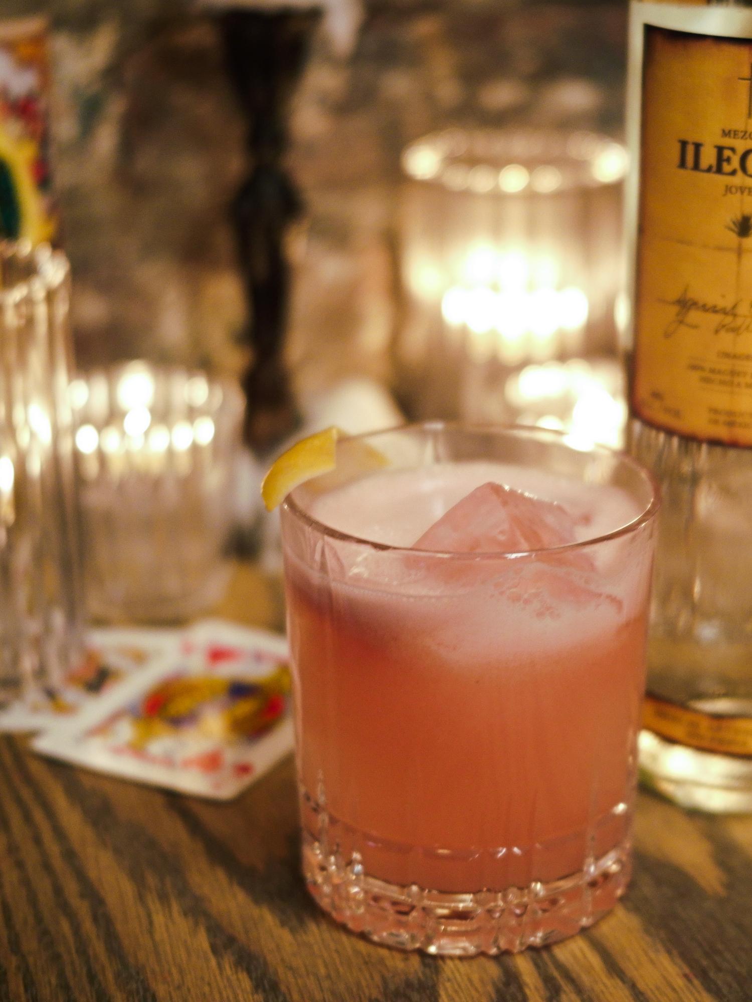 Ilegal Mezcal Cocktails - Smooth Criminal